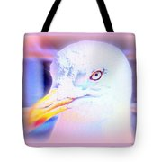 If The Bird Is A Predator Put It In Jail  Tote Bag
