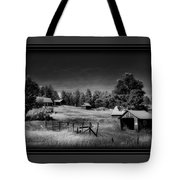 If The Past Could Talk Tote Bag