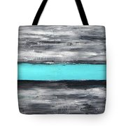 ...if The Sky Send A Message... Tote Bag