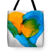 If The World Would Have Heart Tote Bag