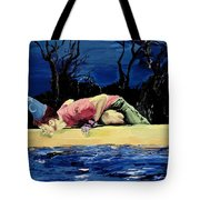 If You Believe In Magic Tote Bag by Rene Capone