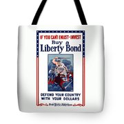 If You Can't Enlist Invest Tote Bag