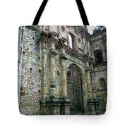 Iglesia De La Compania De Jesus 2 Tote Bag