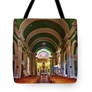 Iglesia De La Merced Tote Bag