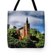 Iglesia Del Calvario Tote Bag