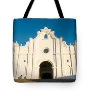 Iglesia San Andres Apostol - Apaneca 5 Tote Bag