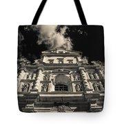 Iglesia San Francisco - Antigua Guatemala Bnw I Tote Bag