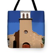 Iglesia San Jose 1922 Tote Bag