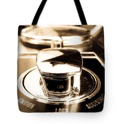 Ignition Lock Accessories Tote Bag