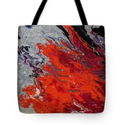 Ignition Tote Bag by Ralph White
