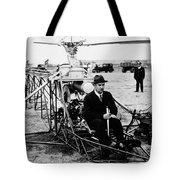 Igor Ivan Sikorsky Tote Bag