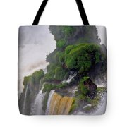 Iguazu Falls Viii Tote Bag