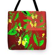 Ikebana Tote Bag by Eikoni Images