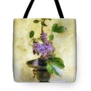 Ikebana Lilacs Tote Bag