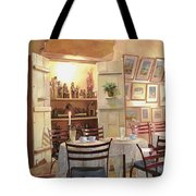 Il Caffe Dell'armadio Tote Bag by Guido Borelli