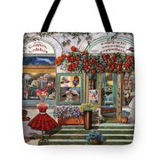 il Cappellaio Tote Bag by Guido Borelli
