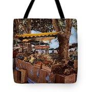 il mercato di St Paul Tote Bag