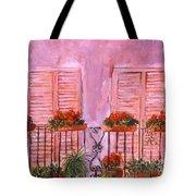 Il Terrazzo In Roma, II Tote Bag