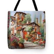Il Villaggio Tote Bag