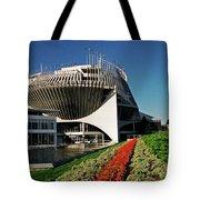 Ile-de-notre-dame - Montreal Tote Bag