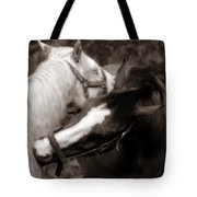 I'll Scratch Your Back If....  Tote Bag