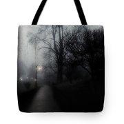 I'll Walk With You Tonite Tote Bag
