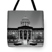 Illinois Old State Capital Building Tote Bag