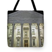 Illuminated Beneath The Darkness Tote Bag