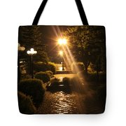 Illuminated Retreat Tote Bag