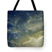 Illuminated Sky Tote Bag