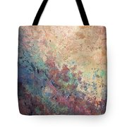 Illuminated Valley I Diptych Tote Bag