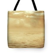 Illusion Never Changed Into Something Real Tote Bag