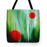 Illusion Of Light  Tote Bag