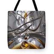 Illusions Abstract Tote Bag