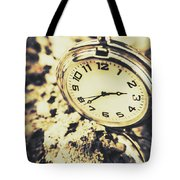 Illusive Time Tote Bag