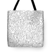 Illusory Tote Bag