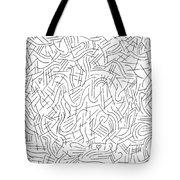 Illusory Tote Bag