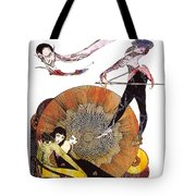 Illustration From Faust  Tote Bag