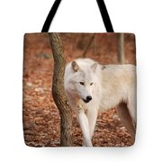 I'm A Wolf Tote Bag
