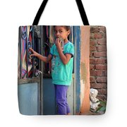 I'm Back With It Tote Bag