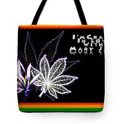 I'm Crazy In Love With Mary Jane Tote Bag