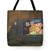 I'm Going With You Tote Bag