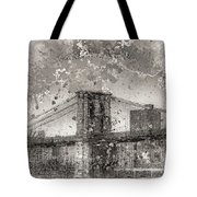 Im Selling The Brooklyn Bridge Or At Least A Photo Of It  Tote Bag