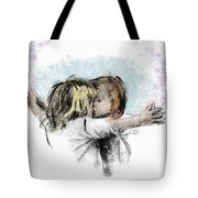 I'm So Glad To See You Tote Bag