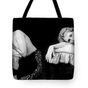 Im Too Tired, Nude Model, 1928 Tote Bag