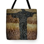 I'm Watching You Tote Bag by Randy Sylvia