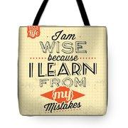 I'm Wise Tote Bag