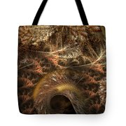 Image Of The Organism Tote Bag