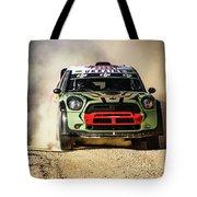 imagejunky_KB - RallyRACC WRC Spain - Gorban / Larens Tote Bag
