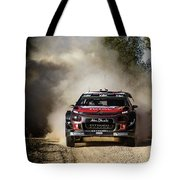 imagejunky_KB - RallyRACC WRC Spain - Lefebvre / Patterson Tote Bag